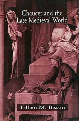 NEW Chaucer & Late Medieval World Canterbury Tales Religion Gender Social Class