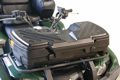 New Atv Tracker Box Front Storage Cargo Trunk Polaris Sportsman Outlander Honda