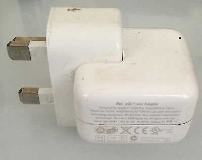 Official Genuine Apple iPod USB Power Adapter A1205 (Free UK Post)