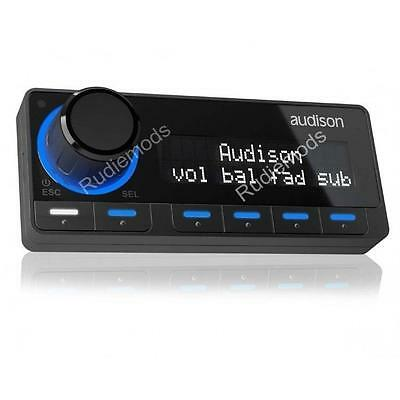 Audison DRC MP Digital Remote Control Media Play DRC-MP