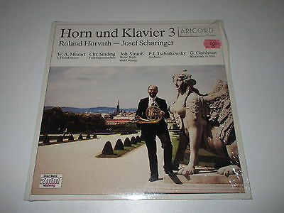 LP/HORN UND KLAVIER 3/HORVATH/SCHARINGER/Aricord A-18903 / SEALED NEU NEW