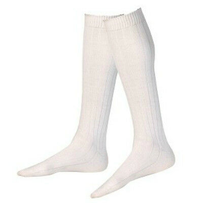 Oktoberfest / Period Costume Socks - Long White
