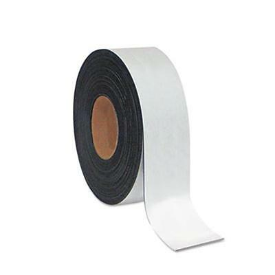 Mastervision FM2118 Dry Erase Magnetic Tape Roll White 2 in. x 50 Ft.