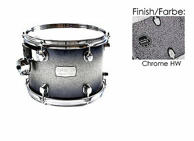 "Mapex Saturn IV 14""x12"" Tom Tom Granite Sparkle (Chrome Hardware) 70% Reduziert!"