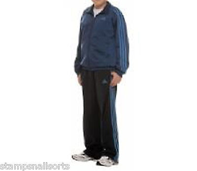 ADIDAS TRACKSUIT UK Sz Large Boys 32/34 inch RETIREMENT SALE - TO CLEAR