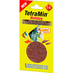 Tetra Min Holiday Food 30g + Tape Measure