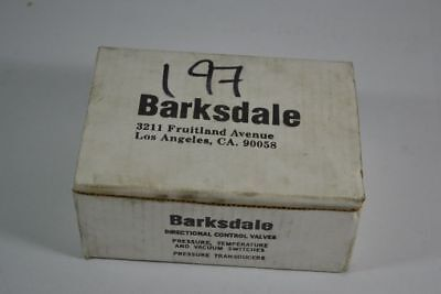 Barksdale B2T-H32SS-CS Pressure Actuated Switch 160-3200psi ! NEW !