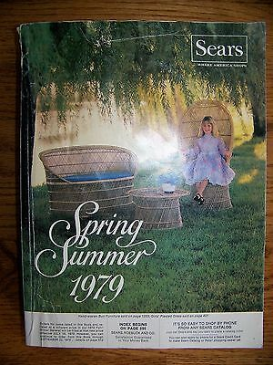 1979  Sears  Spring  And  Summer  Catalog  -  1431  Pages