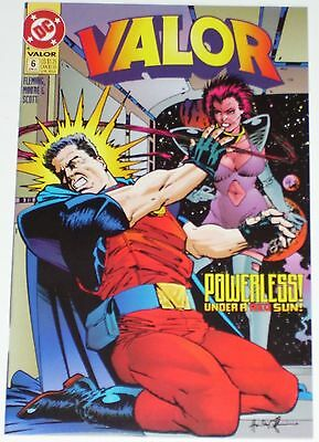 Valor #6 from April 1993 NM