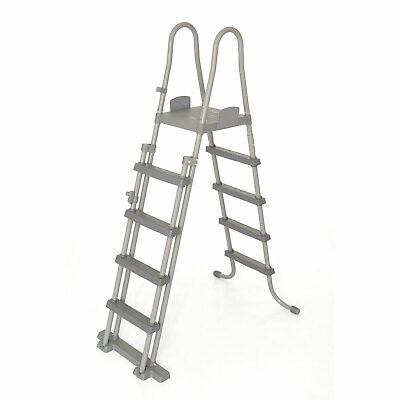 Bestway Safety Pool Ladder with Removable Step for Above Ground Pool up to 132cm