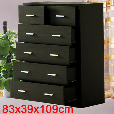 New Stylish Chest of 6 Drawers Tallboy