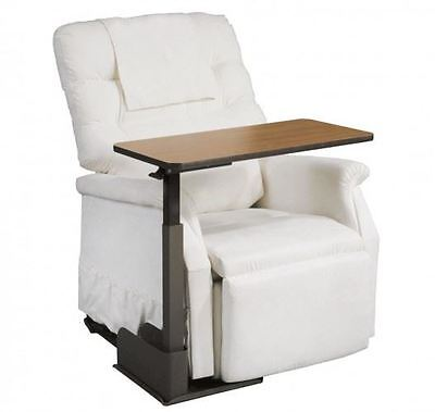 Over Chair Table For Riser Recliner Mobility Lift Rise Armchair Chairs