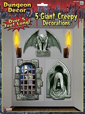 Creepy Giant Wall Decoration, Halloween Party Accessory Prop/Room Decoration #CA