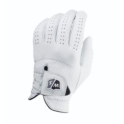 Wilson Staff Golf FG Tour Leather Glove Mens Left Hand (Large)
