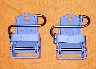 "Usa Restoration* ""Service""* For  Mopar  1966-1970 Door Hinges B-Body Dodge"