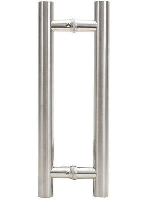 Stainless Steel Entry Wooden Barn Sliding Door Pull Handle Hardware Replacement