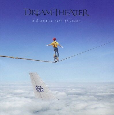 A Dramatic Turn Of Events - DREAM THEATER [LP]