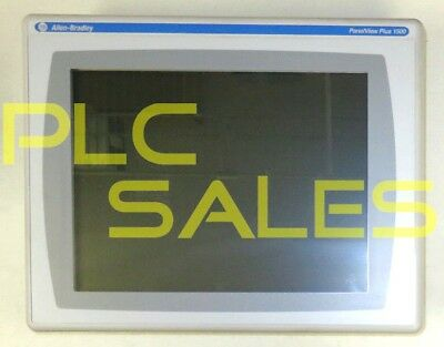 Allen Bradley 2711P-T15C4A2  |  PanelView Plus 1500 with 2711P-RP2A /G