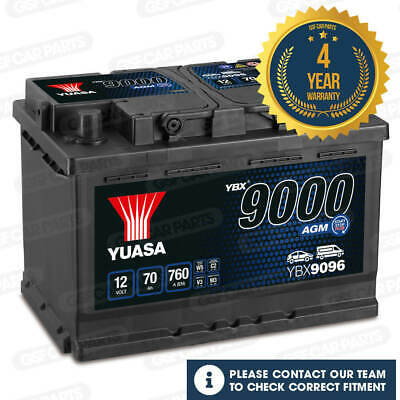 VW Crafter 30-50 2E 2F 2006-2016 Bosch S4 Battery 95Ah Electrical Replace Part