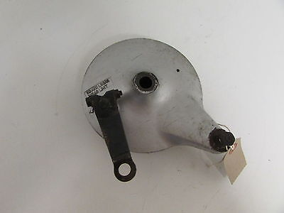 Suzuki GN125 GN 125 1996 Rear Brake Plate And Shoes