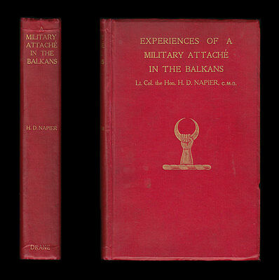 EXPERIENCES of a MILITARY ATTACHÉ in the BALKANS, 1914-15 Serbia GREECE BULGARIA