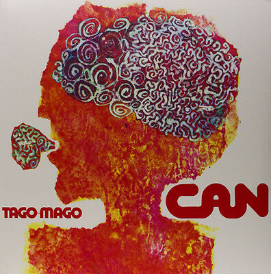 Can Tago Mago Double Lp Vinyl New 33Rpm 2014