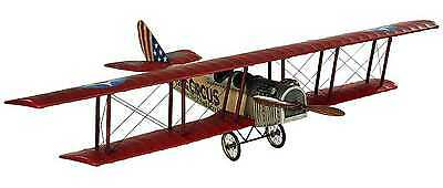 Flying Circus Jenny Model Airplane - Medium Size  - Fully Assembled