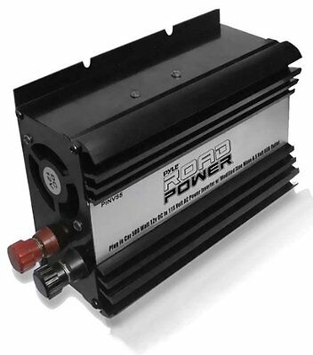 Pyle Car 500 Watt 12v DC to 115 Volt AC Power Inverter w/Modified Sine Wave