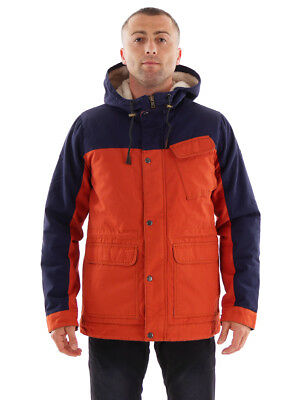 O'Neill Functional jacket Offshore X Parley Outdoor jacket orange Hood