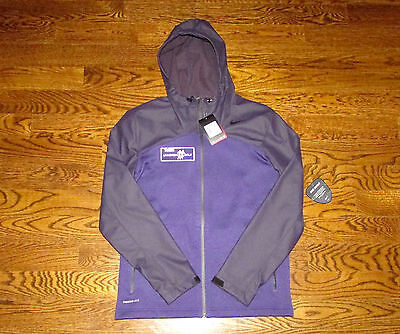 Nike Therma Fit Running Jacket Medium Shield Chainmaille MSRP $125 New 624862