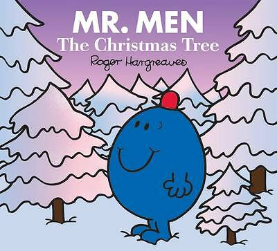 NEW  - MR MEN the CHRISTMAS TREE ( BUY 5 GET 1 FREE book )  Little Miss 97814052