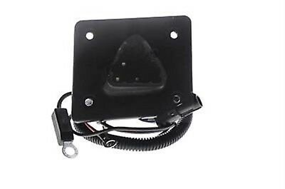 EzGo RXV DC Charge Receptacle Port For 08+ Golf Cart 602529
