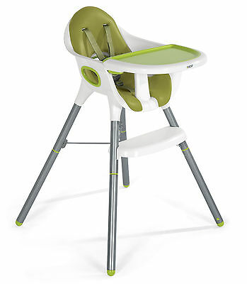 Mamas & Papas 2-in-1 Juice High Chair - Apple - New! Free Shipping!