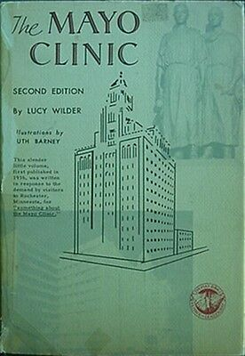 Mayo Clinic, 1955 Book