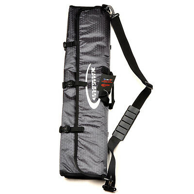 Portable Recurve Bow Bag Archery Black Case Shooting Foldable F Outdoor Hunting