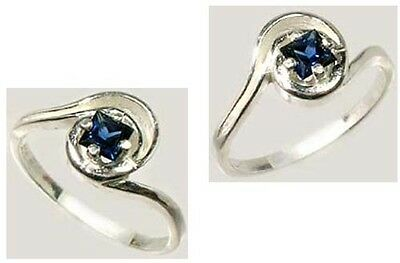 "Antique 19thC 1/3ct Sapphire Ancient Persia ""Gem of Heaven"" Medical Treatment"