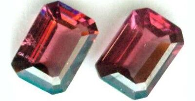 "19thC Antique Norway 2ct+ Rhodolite Garnet ""Bohemian Ruby"" Ancient Anglo-Saxon"