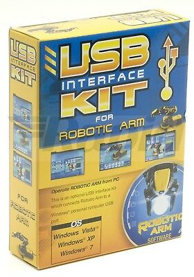 Rapid USB Interface Kit for Robotic Arm 06-9349