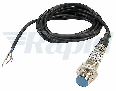 TruSens PIN-T18L-111 5mm NPN N/C M18 Long Inductive Sensor Connector Out