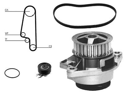 Water Pump And Timing Cam Belt Kit Replacement Part For VW Polo 1.4 50 1.0
