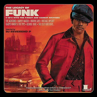 The Legacy Of Funk - New Vinyl Lp