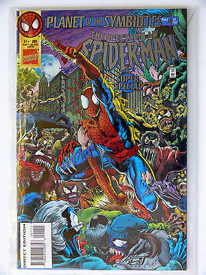 The Spectacular Spider-Man Super Special - Nr. 1