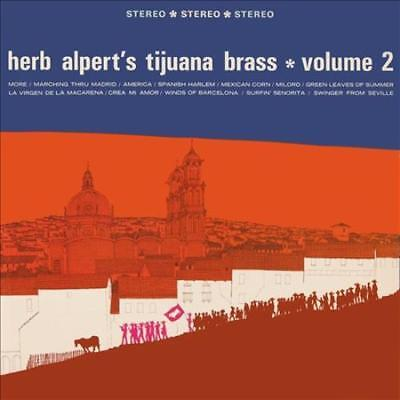 Herb Alpert & The Tijuana Brass - Herb Alpert's Tijuana Brass, Vol. 2 New Cd