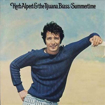 Herb Alpert & The Tijuana Brass - Summertime New Cd