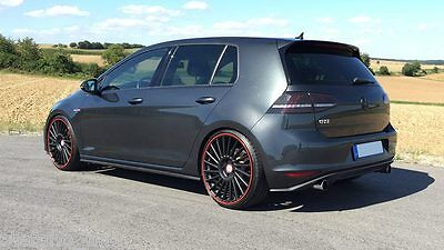 cerchi in lega 19 per vw golf vii r felgen rims jantes. Black Bedroom Furniture Sets. Home Design Ideas