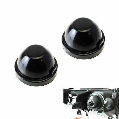 80mm Rubber Housing Seal Caps For Headlight Install HID Conversion Kit, Retrofit