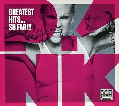 P!nk, Pink - Greatest Hits: So Far [New CD] Explicit
