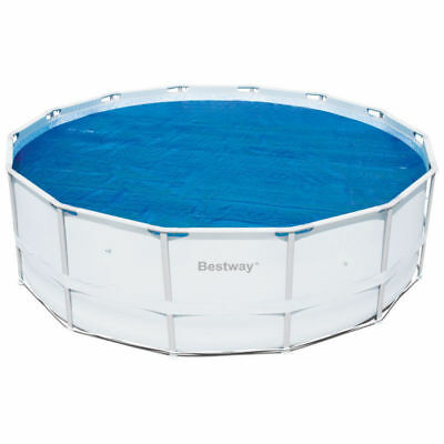Solar Cover 58252  for Bestway Swimming Pool 56263 14ft 412cm Round