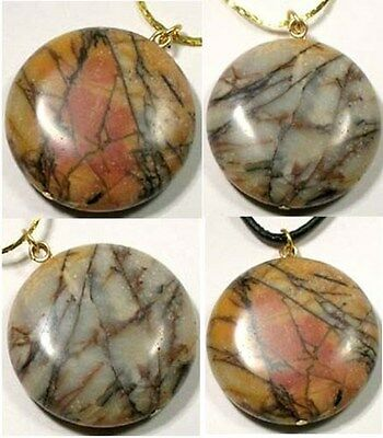 19thC Antique 65½ct Nubia Jasper Ancient Blood of Great Mother Traveler's Amulet