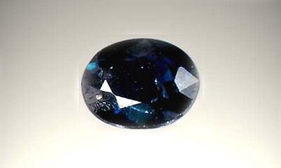 19thC Antique ¾ct Sapphire Gemstone of Ancient Greece Cronus God of Abundance